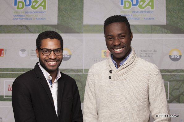 WAHMANE Khalid & OKUKA TAMBULU Albert <br> Sav'Eat</br>